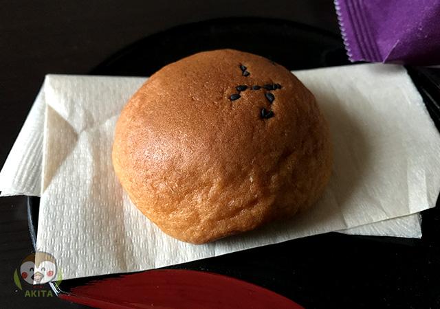 榮太郎のあんぱん焼き